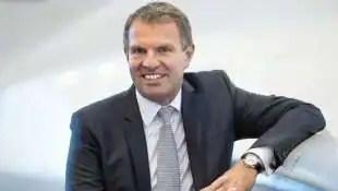 Carsten Spohr CEO LUFTHANSA