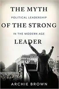 il mito del leader forte