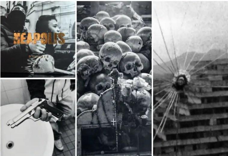 boogie boogie!al contemporary cluster il viaggio in bianco e nero attraverso napoli di boogie