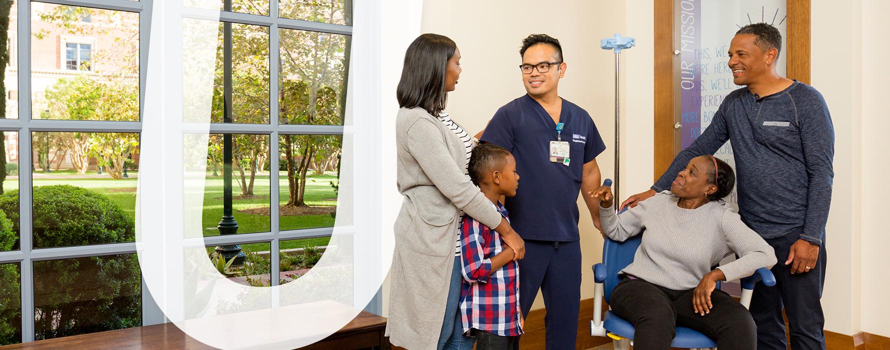 New Graduate Nursing Careers at UCLA Health