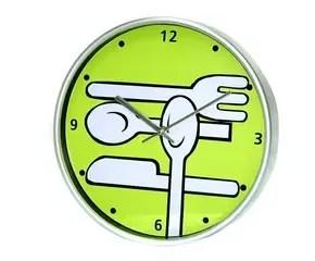 Relojes de cocina originales y funcionales  WESTWING