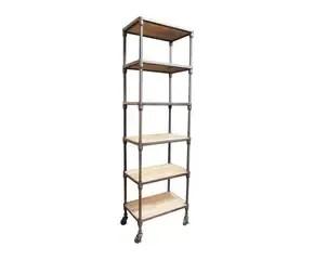 Libreria in alluminio design leggero e versatile  Dalani