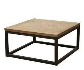 Vierkante salontafel  vind m hier met fikse korting
