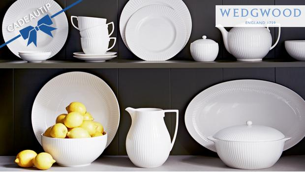 Wedgwood: Tableware Chic servies & cadeautjes