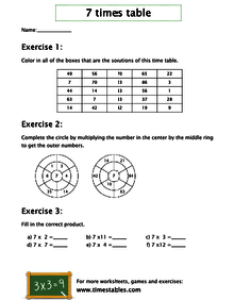 times table worksheets also with games at timestables rh