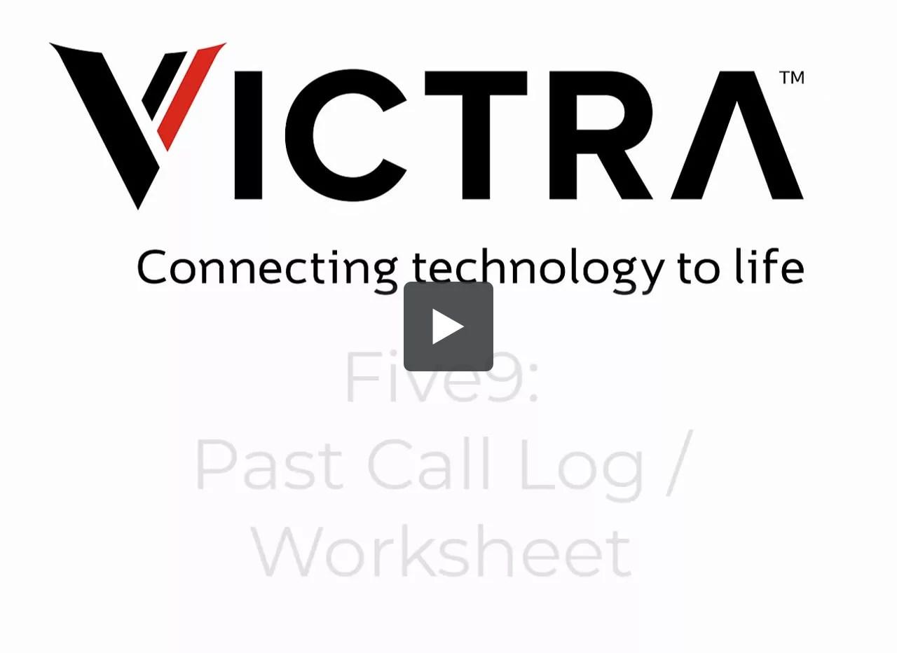 Process Video Five9