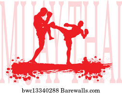 5 489 muay thai posters and art prints