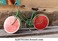 Free Old Bicycle Art Prints and Wall Art | FreeArt