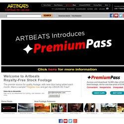 artbeats royalty free hd