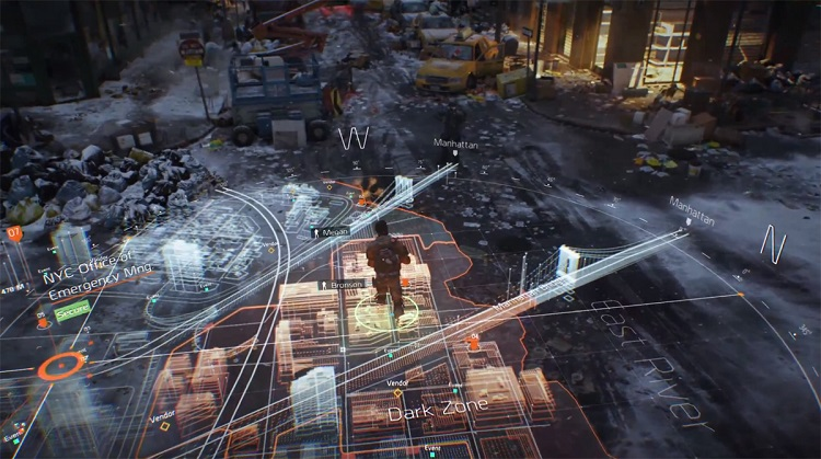 Tom Clancy's The Division explores New York City after a biochemical attack | ThumbThrone