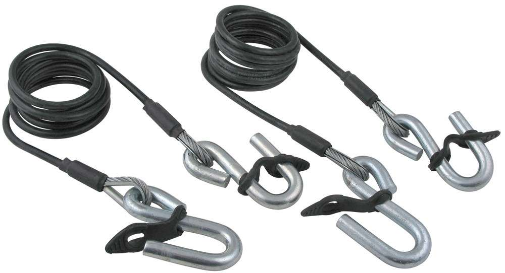Blue Ox Safety Cable Kit|5000#|7 Ft Long|#88196|94-5452