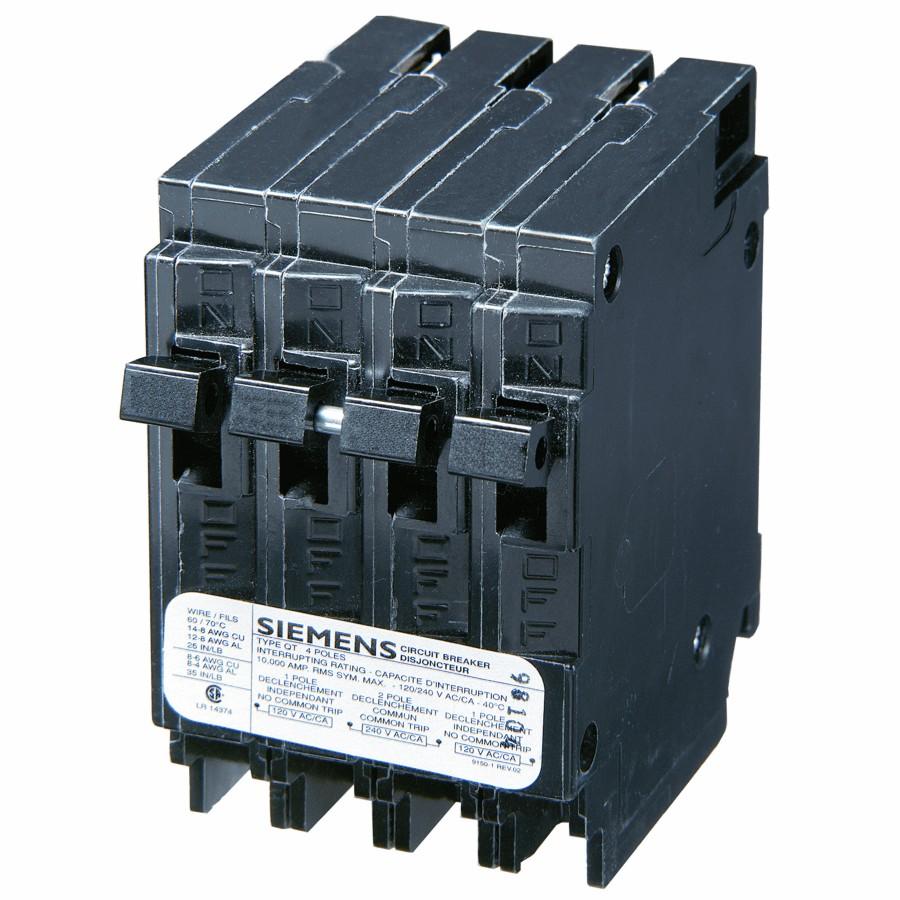 small resolution of siemens 15 30 amp quadplex circuit breaker 1905 30 amp fuse box