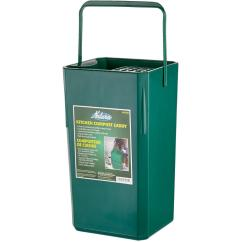 Kitchen Composter Base Cabinets Natura 13 Plastic With Filter Home Hardware Canada