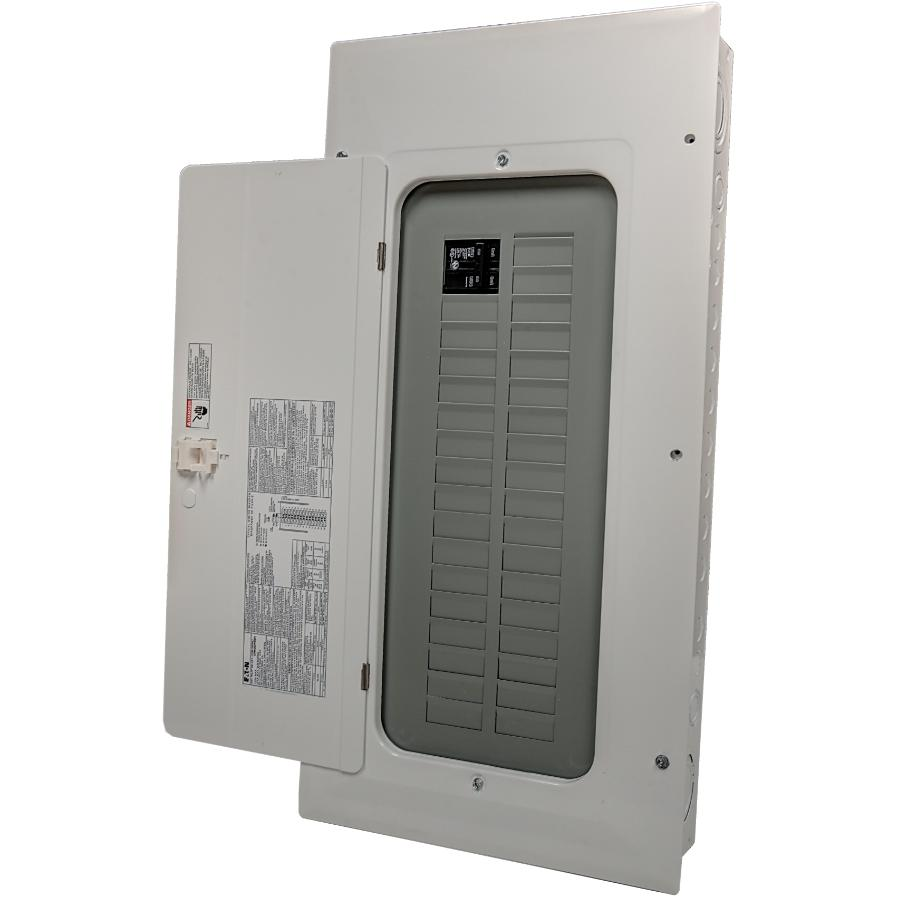 medium resolution of cutler hammer 100 amp main breaker panel