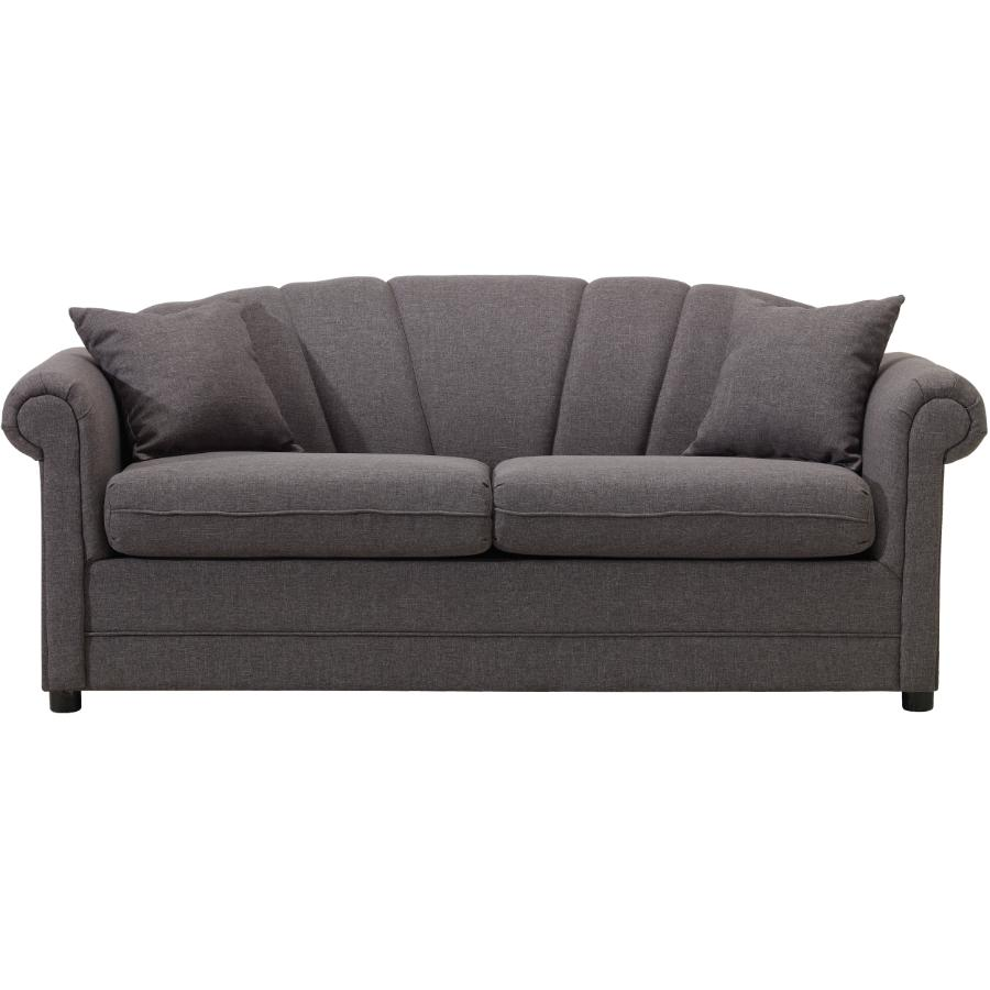 hayden sectional sofa with reversible chaise white leather contemporary corner aman furniture marmor sofabed home hardware canada product image