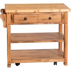 Oak Kitchen Cart Best Shoes For Working In A Sedona Rustic Home Hardware Canada Product Image