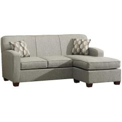 Sofa Bed And Chaise Grey Bedroom Paiano Downtown Sofabed With Home Hardware Canada Product Image