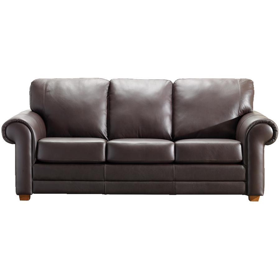all leather sofa bed the pink co uk campio group coffee brown impala home hardware canada product image