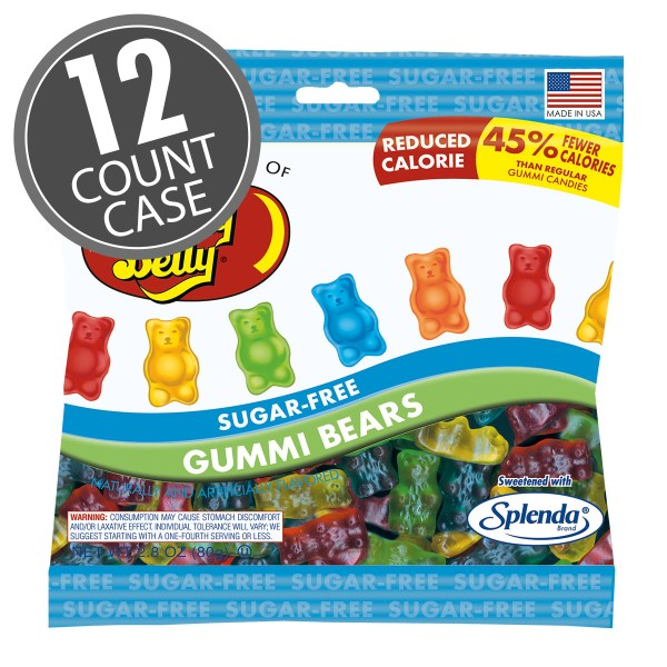 SugarFree Jelly Beans and Gummi Bears