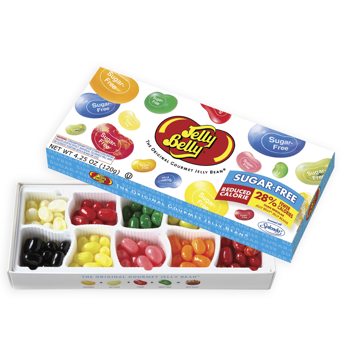 SugarFree Jelly Beans and Gummi Bears Jelly Belly Candy