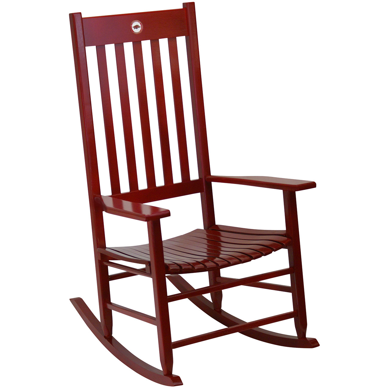 cracker barrel rocking chair reviews desk chairs ikea indoor wooden old country store team color arkansas
