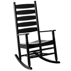 Cracker Barrel Rocking Chair Reviews Folding Picnic Chairs John Lewis Indoor Wooden Old Country Store Ladderback Rocker Black