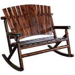 Outdoor Rocking Chairs Modern Lounge Chair Canada Cracker Barrel Old Country Store Char Log Wooden Double Rocker