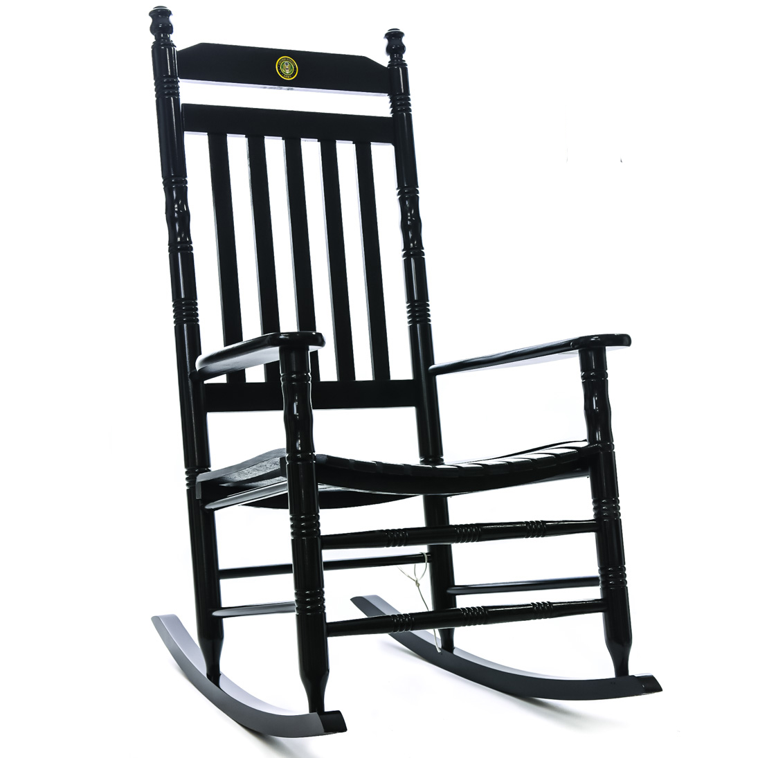 Cheap Rocking Chairs U S Army Fully Assembled Rocking Chair