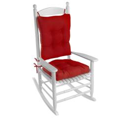 Indoor Rocking Chair Cushion Sets Barber Repair Uk Furniture Rocker Seat Cushions Cracker Barrel Old Country Store Set