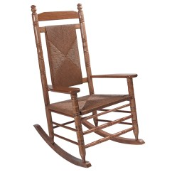 Amish Made Rocking Chair Cushions Chicco Polly Se High Indoor Wooden Chairs Cracker Barrel Old Country Store Woven Seat Hardwood