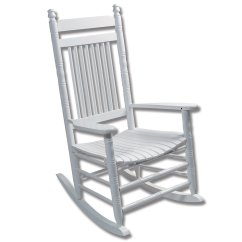 Cracker Barrel Rocking Chair Reviews Revolving Manufacturers In Rajkot Indoor Wooden Chairs Old Country Store Fully Assembled Slat White