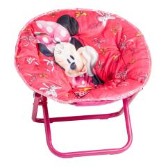 Saucer Chair For Kids Parsons Covers Disney Minnie Mouse Christmas Tree Shops And That