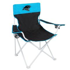 Carolina Panthers Folding Chairs Lounge Beach Chair Nfl Big Boy Christmas Tree Shops And That