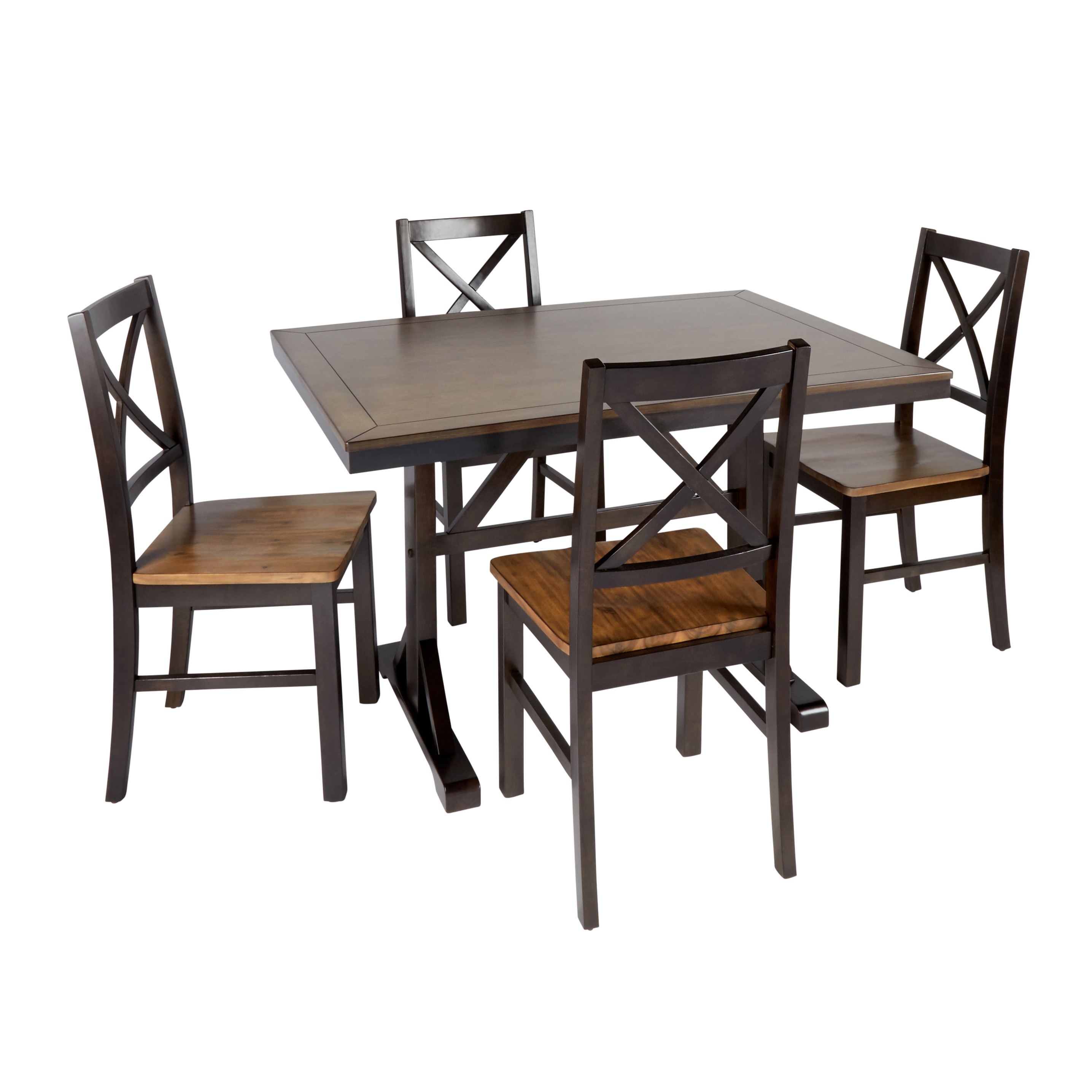 outdoor high top table and chairs set plastic straps for patio kitchen dining room storage christmas tree shops that 2 tone 5 piece view 1