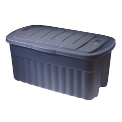 Storage Box Chair Philippines Small Portable Containers Baskets At Ace Hardware Rubbermaid Roughneck 21 3 In H X 18 W 36 9 D