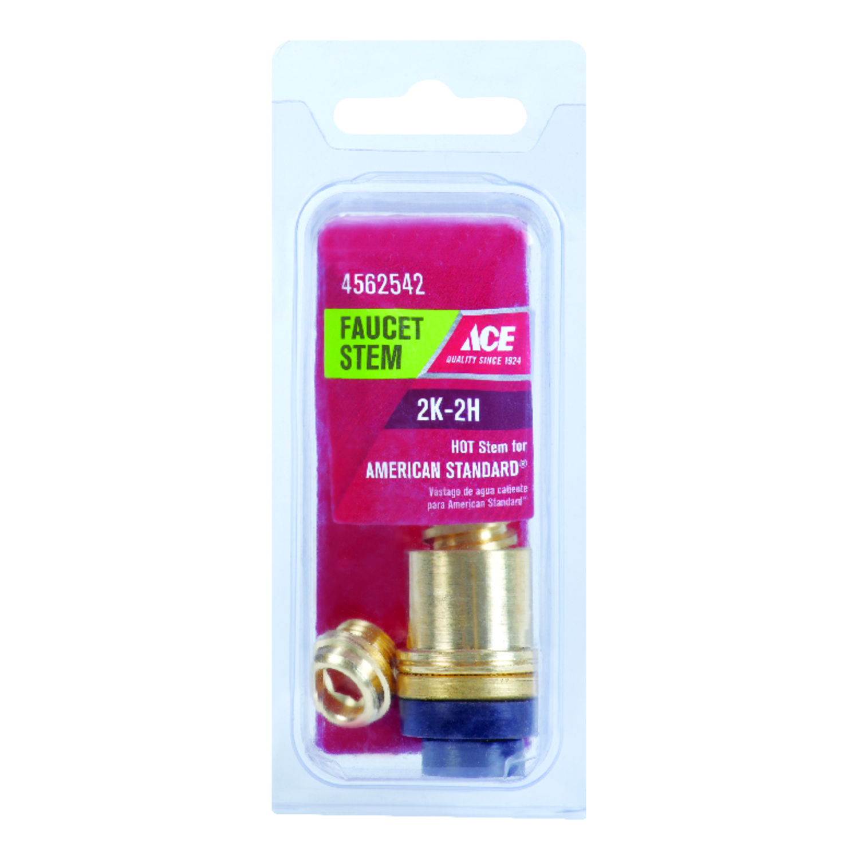 ace 2k 2h hot faucet stem for american standard