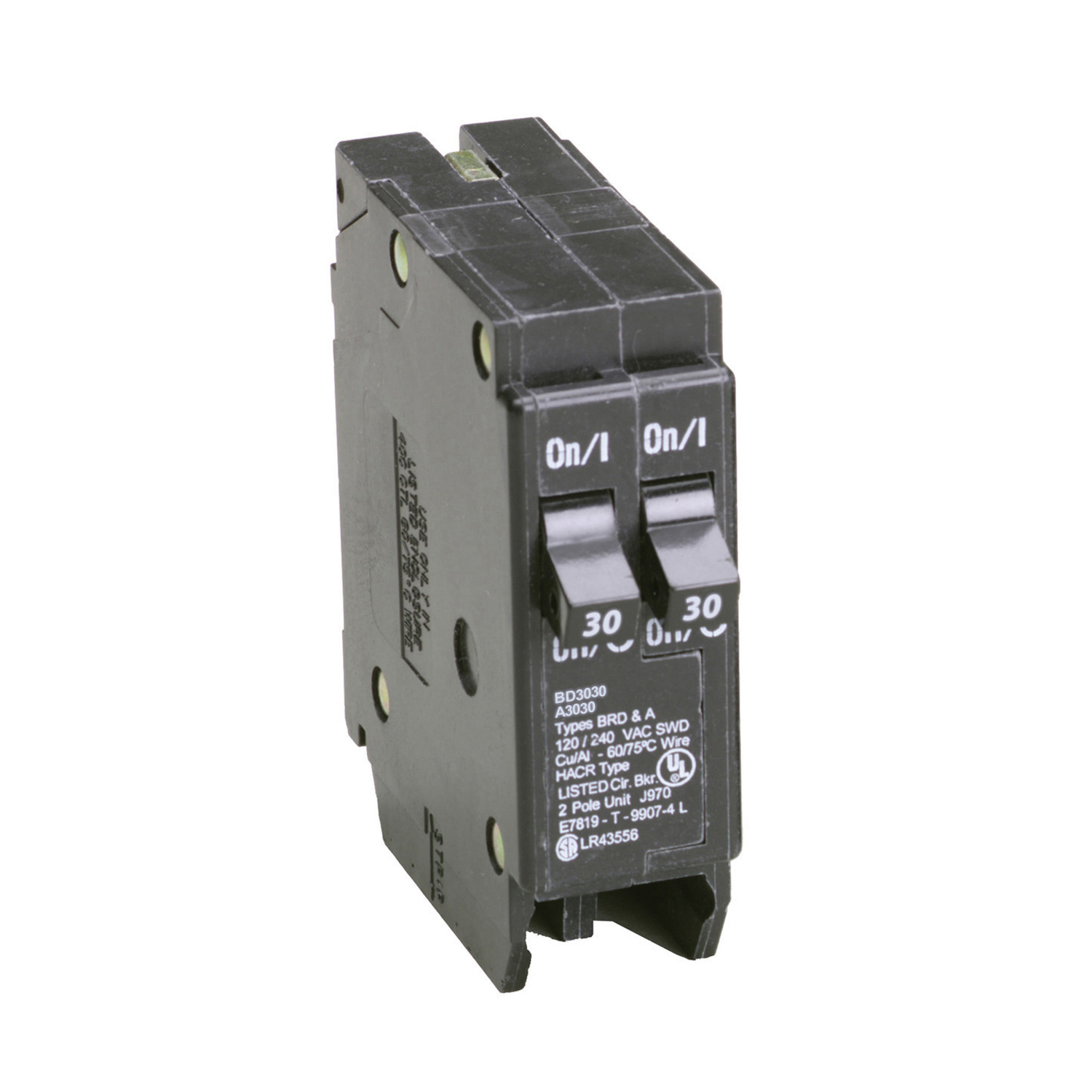 small resolution of eaton cutler hammer 30 30 amps tandem 2 pole circuit breaker ace hardware