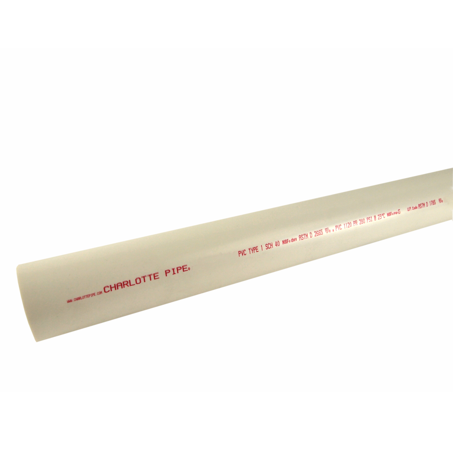 plastic pvc pipes at