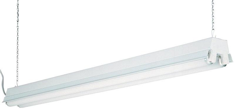 lithonia lighting 48 in 2 light 32 watt fluorescent shop light