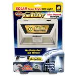 Atomic Beam Sunblast Motion Sensing Solar Powered Led White Security Light Ace Hardware