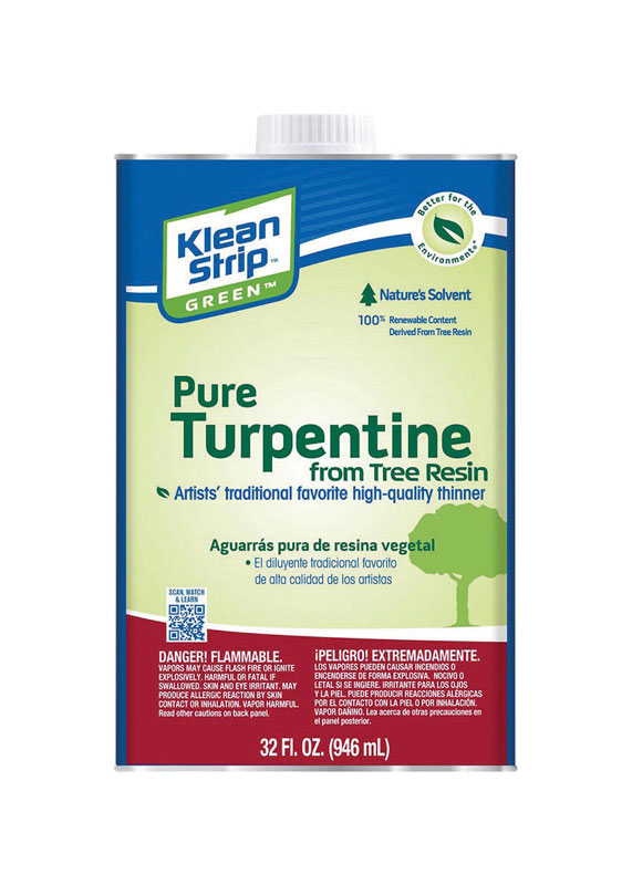 How To Remove Turpentine From Washing Machine