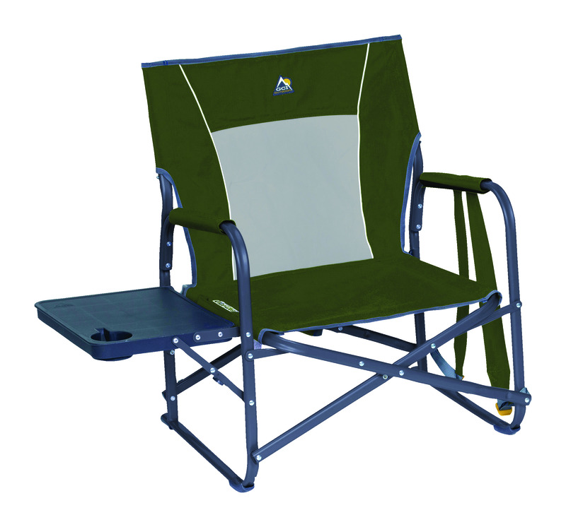 fishing chair bed reviews antique sewing beach chairs camping pool and canopy at ace hardware gci outdoor slim fold folding