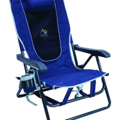 Folding Chair Fishing Pole Holder Cozzia Massage Reviews Beach Chairs Camping Pool And Canopy At Ace Hardware Gci Outdoor Backpack Hard Arm
