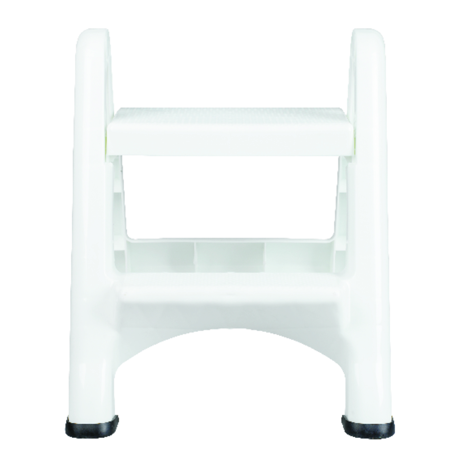 rubbermaid shower chair replacement parts deck lounge chairs ace hardware 2 step 25 in h x 18 9 w 300 lb plastic