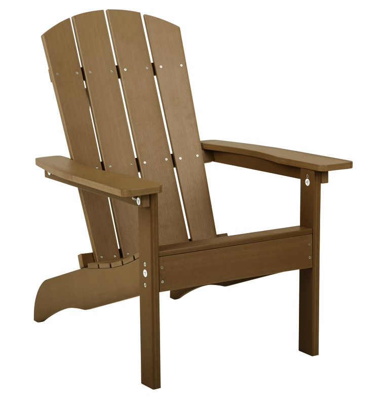 ace adirondack chairs kmart lawn living accents wood chair hardware