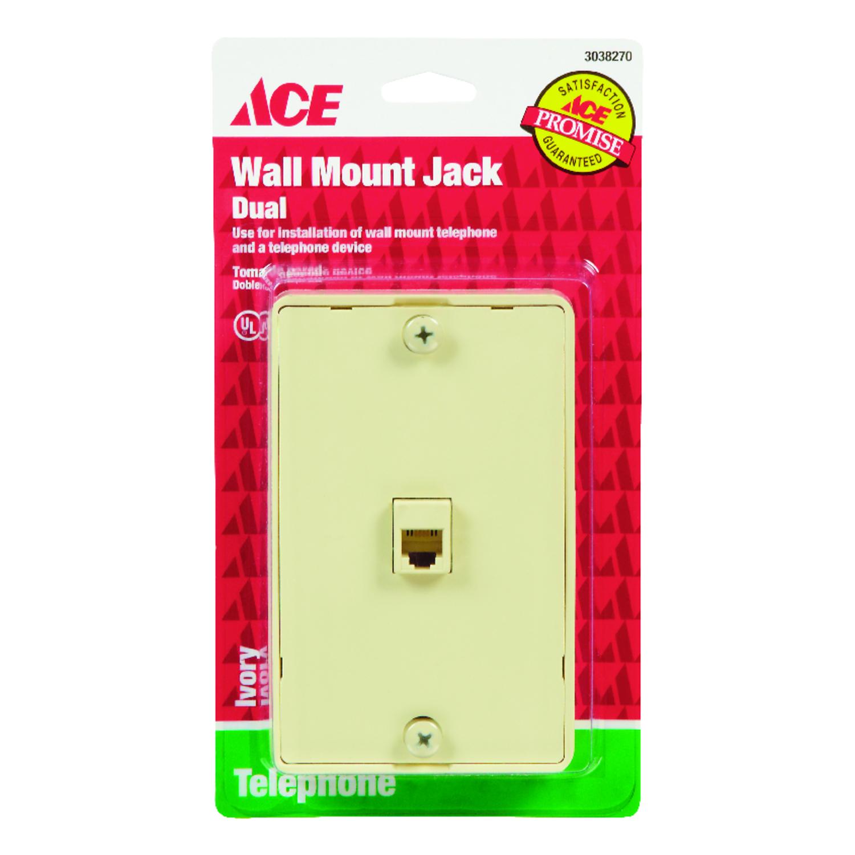 ace 1 jack phone jack surface mount [ 1500 x 1500 Pixel ]