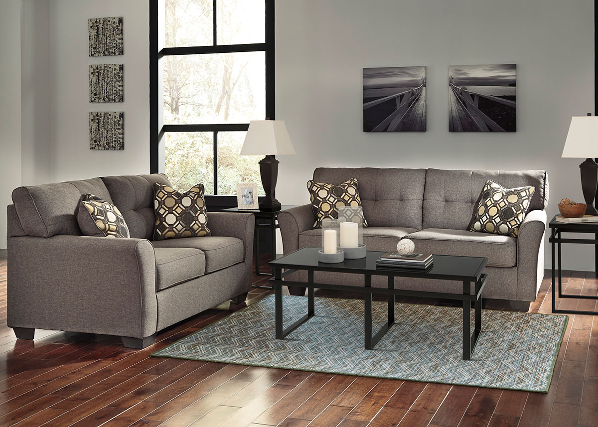 living room furniture indianapolis decorating ideas with black sofas sets chicago the roomplace tiburon 2 pc sleeper