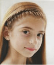 cute easy holiday hairstyles for your daughter the stir