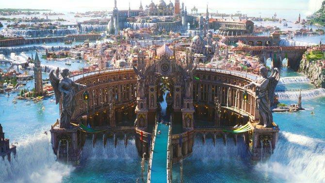 Final Fantasy XV Un Active Time Report La Semaine Prochaine