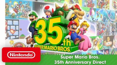 Nintendo Direct special Super Mario Bros for 35 years